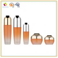 China Recycled Glass Cosmetic Bottles&Jars For Face Cream on sale