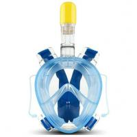 China Full Face Snorkel Mask - Anti-leak Seaview 180 Dry Top Free Breath for Adult wholesale
