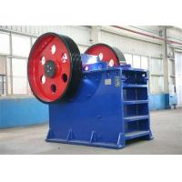 China 250 R / Min Jaw Crusher Machine Energy Saving Gold Ore Crushing Machine PE600×900 wholesale