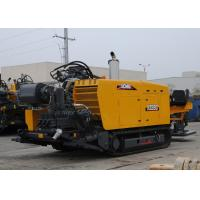 China Rubber Track Horizontal Directional Drilling Equipment With Rotating Work Station wholesale