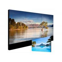 Quality LG Android LCD Video Walls / 9 screen video wall digital signage screens for sale