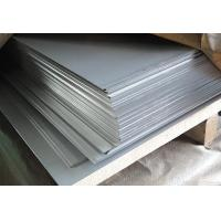 China 300 Series Cold / Hot Rolled Stainless Steel Plate 6mm / 8mm Flat Steel Plate wholesale