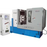Axial or radial feed Gear CNC Hobbing Machine with forward and backward cutting