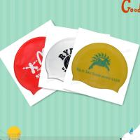 China funny swimming cap lovely swim cap wholesale