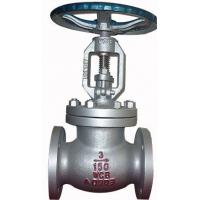 Quality Bolted Bonnet Ansi Standard Cast Steel Flanged Globe Valve With Hand Operated for sale