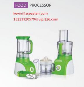 China Small Food Processor EF203/  500W Kitchen Use Food Processor wholesale