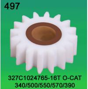 China 327C1024765 GEAR TEETH-16 O-CUT FOR FUJI FRONTIER 340,500,550,570,390 minilab wholesale
