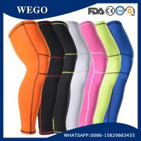 China Compression Leg Sleeves Knee Brace for Sports, Running, Basketball, Calf Knee Pain Relief, Improve Blood Circulation and wholesale