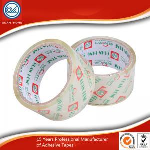 China High Resistance BOPP Packaging Tape 48mic Waterproof Adhesive Tape wholesale