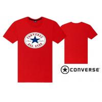 Wholesale newly men 39 s converse short sleeve summer t for Fast delivery custom t shirts