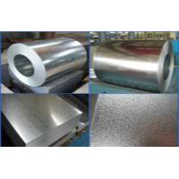 China Hot Dipped Galvalume Steel Coil / Sheet / Roll GI For Corrugated Roofing Sheet wholesale