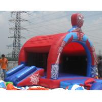 China Inflatable Bouncer / INFLATABLE jump / inflatable spiderman bouncer wholesale