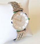 Wholesale Emporio Armani Women New Watch Silver White Dial Genuine Retro Classic AR1925 AR1926