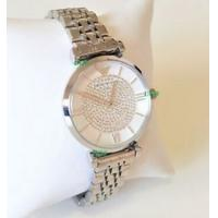 Quality Wholesale Emporio Armani Women New Watch Silver White Dial Genuine Retro Classic AR1925 AR1926 for sale