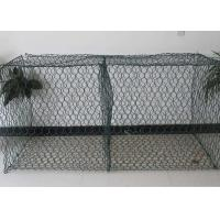 China Erosion Control Gabion Wall Fence Rock Gabion Baskets For Scour Protection wholesale