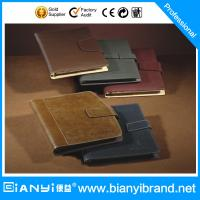 China Loose-leaf PU notebook promotional creative gift cooperation gifts for office,school wholesale