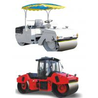 China 3000kg hydraulic front drum vibration road compactor for sale wholesale