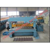 China IT6 Roof Panel Roll Forming Machine for Steel and Aluminium Roof Sheets on sale