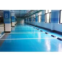 China Self - leveling Polyaspatic Polyurea Industrial Floor Paint durable wholesale
