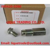 China DENSO Genuine Limiter Fuel pressure valve 095420-0260 wholesale