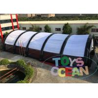 China Giant Outdoor Sport Paintball Field Shooting Court Tent For Advertising wholesale