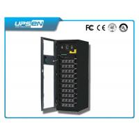 China Intelligent Double Conversion IGBT DSP Modular UPS Uninterruptible Power Supply For Servers wholesale