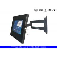Buy cheap Samsung Galaxy Ipad Kiosk Stand , Tablet Kiosk Enclosure Wall Mounted from wholesalers