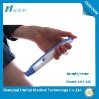 China Professional Reusable Auto Injectors For Syringes Customizable Dosage on sale