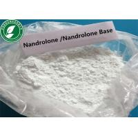 China Raw Steroid Hormone Powder Nandrolone Base For Muscle Building CAS 434-22-0 wholesale