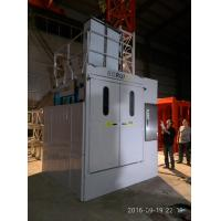 China 2000kg Explosion Proof Industrial Elevators for Oil Plant Installed within Steel Structure wholesale