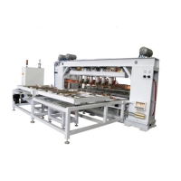 China Best automatic electric steel welded wire mesh machine for roll fence wholesale