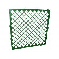 China Square Decorative Aluminum Sheets Perforated Facade Cladding wholesale