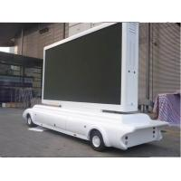 China DIP P10 Outdoor Truck Mobile LED Display Panel / Billboard For Advertising wholesale