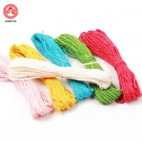 China 1500D 3000D Polypropylene PP Twisted Twine Rope UV - Ray , Oil , Rot Resistant wholesale