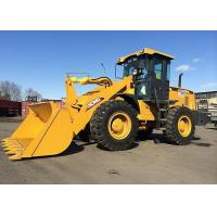 China 1.8 M3 Bucket Capacity Tractor Front End Wheel Loader With 3 Ton Rated wholesale