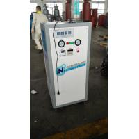 Quality White Small Mobile Nitrogen Gas Generator Filling System 0.1 Kw Easyily for sale