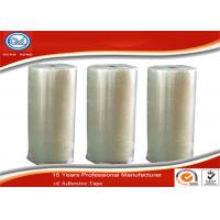 Buy cheap 40Mic Clear Water Based Adhesive BOPP Jumbo Roll For Carton Sealing from wholesalers
