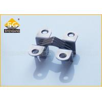 China Invisible Full Stainless Steel Concealed Hinges For Cooler Box / Refrigerator wholesale