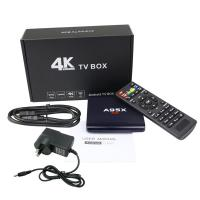 China 2.4Ghz Wifi 4k Quad Core Android TV Box , A95X R1 Android Media Player Box Kodi wholesale
