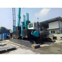 China Eco Friendly Low Noise 150T Full Hydraulic Piling Machine wholesale
