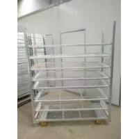 China Shelf Racks CC Flower Trolley Gardening Transport Cart 1250*1350*1260 mm wholesale