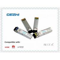 China SFP-1GE-SX-C 1000base-SX 850nm 500m LC Juniper Optical Fiber Transceiver wholesale