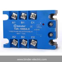China Three Phase Solid State Relay with LED Light for Incandescent Lamps on sale