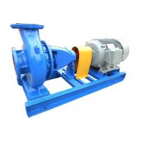 China Semi Open Impeller Single Stage Centrifugal Pump For Paper Making / Pharmaceuticals on sale