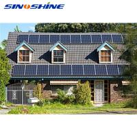 China Easy installation 3kw off grid hybrid solar wind power system wholesale