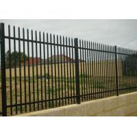 Buy cheap Metal Tube Security Steel Ornamental Decorative Wire Fencing Powder Coating For Home from wholesalers