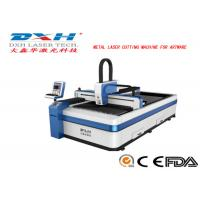 China High Speed CNC Metal Laser Cutting Machine For Stainless Steel / Aluminum wholesale