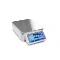 Quality Large LCD Backlit Display Stainless Steel 300h Weigh Beam Scale for sale