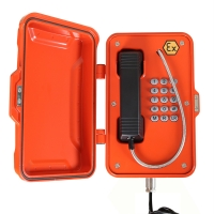 China IP67 Aluminum Alloy Analog SIP Explosion Proof Telephone on sale