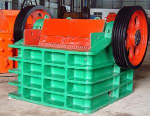 China 320 mpa Jaw Crusher Automatic Concrete Block Making Machine wholesale